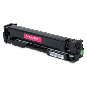 Toner Compatibile con HP CF403X Magenta