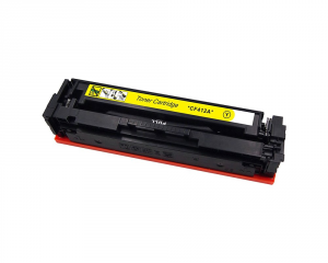 Toner Compatibile con HP CF412X Yellow