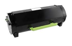 Toner Compatibile con LEXMARK 502H MS310 MS312 MS410 NEW CHIP