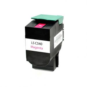Toner Compatibile con Lexmark C540 Magenta 2K