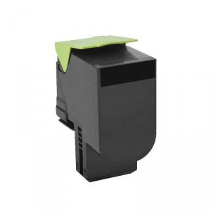 Toner Compatibile con Lexmark C540 Black 2,5K