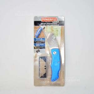 Taglierino Powerfic Blu