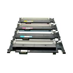 Toner Compatibile con Samsung CLP320 4072S Yellow
