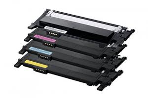 Toner Compatibile con Samsung Clp360 - CLX3305 CLT-C406S Black
