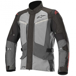 GIACCA MOTO ALPINESTARS MIRAGE DRYSTAR JACKET BLACK DARK GRAY LIGHT GRAY COD. 3203318