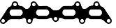 Guarnizione collettore scarico motori fiat 1.4