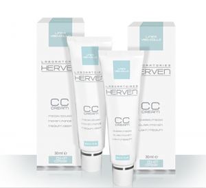 Herven CC Cream Media-chiara 30ml
