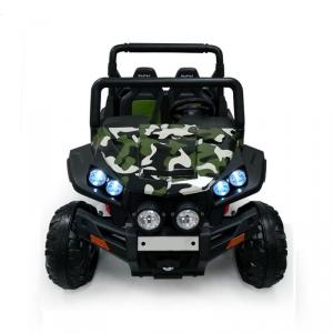 Auto Elettrica per Bambini POLAR 24V 2 posti Camouflage Edition