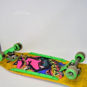 Skateboard Vintage Gioca