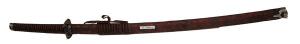 Katana ornamentale JL029 rosso