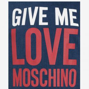 Abito Jeans Love Moschino