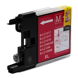 Cartuccia Compatibile con BROTHER LC1240 Magenta