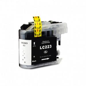 Cartuccia Compatibile con BROTHER LC223 BK New Chip