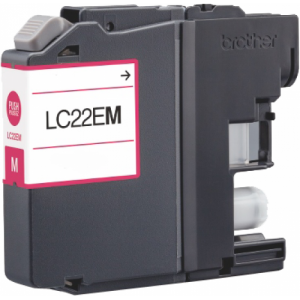 Cartuccia Compatibile con BROTHER LC22E XL Magenta