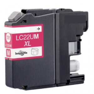 Cartuccia Compatibile con BROTHER LC22U XL Magenta