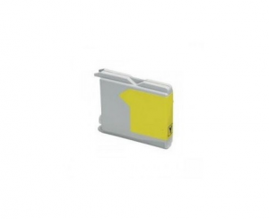 Cartuccia Compatibile con BROTHER LC970/1000 Yellow
