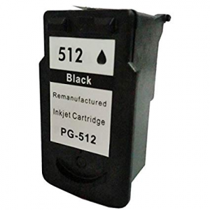 Cartuccia Compatibile con CANON PG512 Black