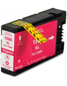 Cartuccia Compatibile con CANON PGI 1500 inchiostro Pigmentato Magenta