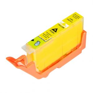 Cartuccia Compatibile con CANON PGI72 Yellow