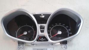 Quadro portastrumenti originale usato Ford Fiesta serie dal 2008> 1.4 TDCI