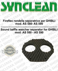 Trennscheibe für GHIBLI AS 580 - AS 590