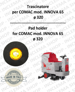 Trascinatore for Scrubber Dryer COMAC mod. INNOVA 65