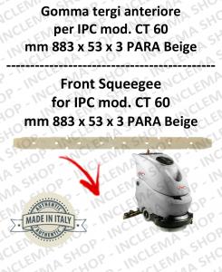 CT 60 Vorne Sauglippen für Scheuersaugmaschinen IPC