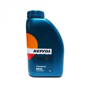 OLIO MOTORE AUTO REPSOL ELITE COSMOS 0W40 FULL SYNTHETIC 1L