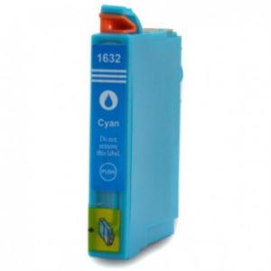 Cartuccia Compatibile con EPSON T1632 T16XL Ciano