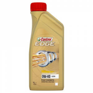 OLIO MOTORE CASTROL EDGE 0W-40 FULLY SYNTHETIC 1L