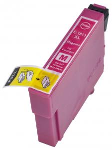 Cartuccia Compatibile con EPSON T1813 18XL Magenta