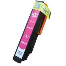 Cartuccia Compatibile con EPSON T2433 XL Magenta 24XL