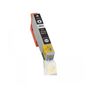 Cartuccia Compatibile con EPSON T2631 XL BK 26XL