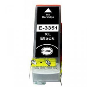 Cartuccia Compatibile con EPSON T3351 XL BK 33XL