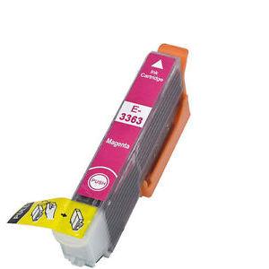 Cartuccia Compatibile con EPSON T3363 XL Magenta 33XL