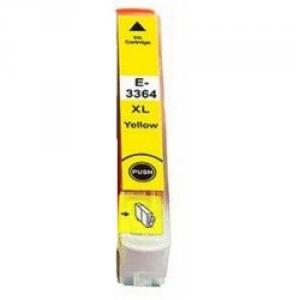 Cartuccia Compatibile con EPSON T3364 XL Yellow 33XL
