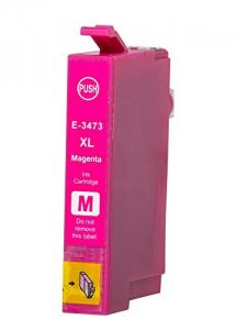 Cartuccia Compatibile con EPSON T3473 34XL Magenta