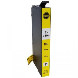Cartuccia Compatibile con EPSON T3594 35XL Yellow