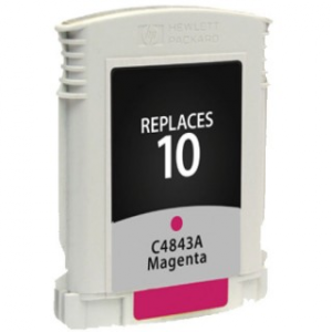 Cartuccia Compatibile con con HP 10 Magenta
