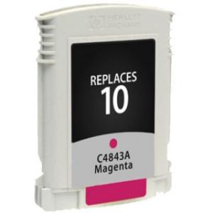 Cartuccia Compatibile con con HP 10 Magenta
