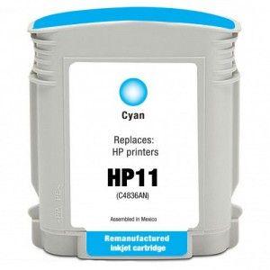Cartuccia Compatibile con con HP 11 Ciano