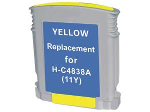 Cartuccia Compatibile con con HP 11 Yellow