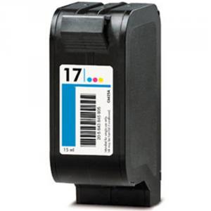 Cartuccia Compatibile con HP 17 XL Colore