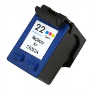 Cartuccia Compatibile con HP 22XL Colore Tripla Capacità