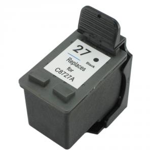 Cartuccia Compatibile  HP 27 BK Doppia Capacità