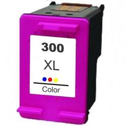 Cartuccia Compatibile con HP 300XL Colore
