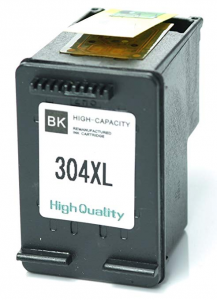 Cartuccia Compatibile con HP 304XL BK Tripla Capacità