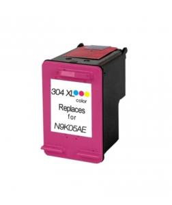 Cartuccia Compatibile con HP 304XL Colore Tripla Capacità
