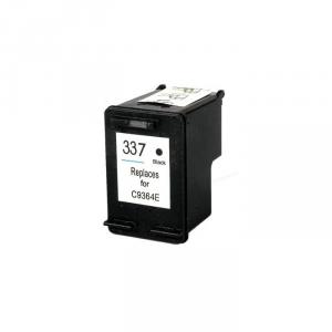 Cartuccia Compatibile con HP 337 BK Doppia Capacità