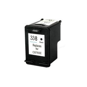 Cartuccia Compatibile con HP 338 NERO Doppia Capacità